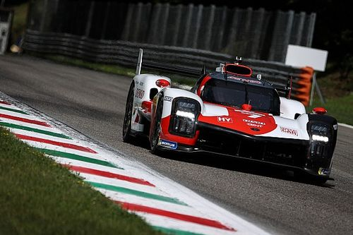 EL2 - Toyota devance Alpine à Monza