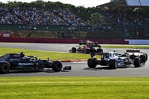 Canlı anlatım: Britanya GP sprint sıralama yarışı