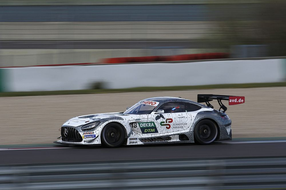 Paffett explains decision to skip two DTM rounds