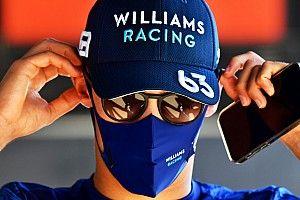 """Williams: Russell """"nagyon közel van"""" a fiatal Hamiltonhoz"""