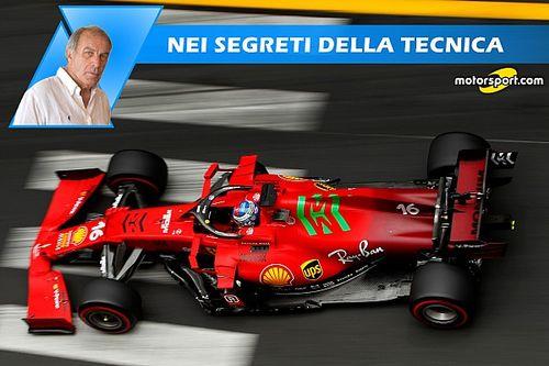 """Piola: """"Ferrari strepitosa, ha carico a bassa velocità"""""""