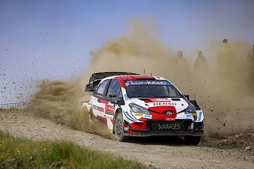 """Unlikely Sardinia WRC victory """"special"""" for Ogier"""