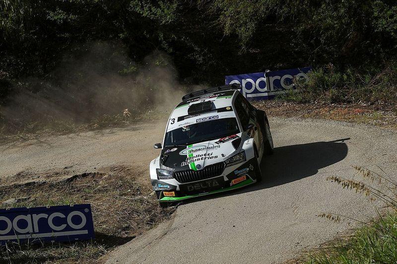 CIR: Basso batte Breen e vince il Rally Targa Florio