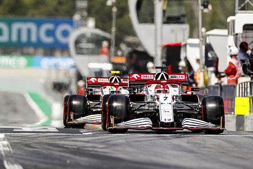Duo Alfa Romeo Lihat Peluang Bagus di Baku