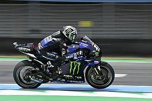 Yamaha Tercepat di Semua Sektor Assen