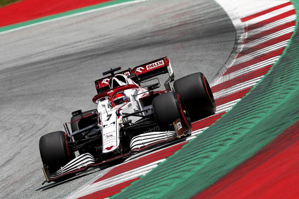 """Raikkonen: """"Vettel ile temas, sonucu etkilemedi"""""""