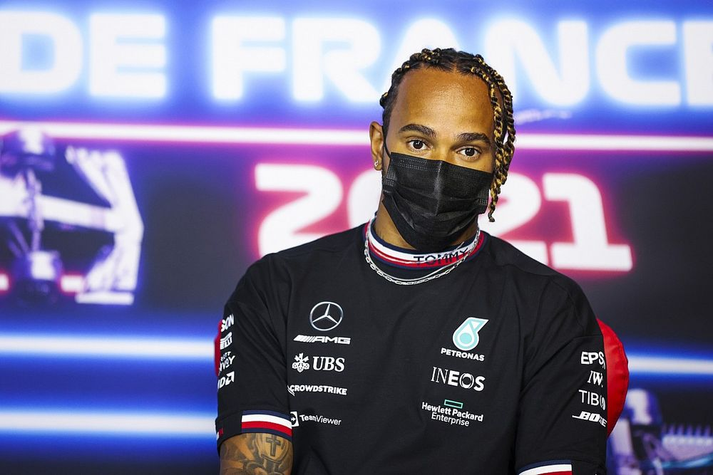 Hamilton: Elég küzdelmes eddig ez a hétvége…