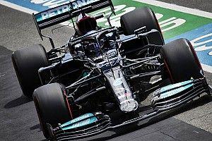 """Mercedes, Hamilton'ın Monako'da neden """"yavaş"""" kaldığını açıkladı"""