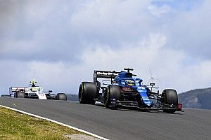 "Alonso: Alpine car ""much more alive"" despite qualifying struggles"