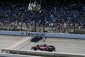Indy 500: Castroneves pulls off stunning victory to beat Palou for fourth win
