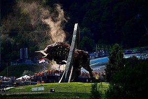 GALERÍA: las mejores fotos del sábado del GP de Austria F1