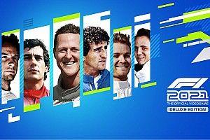 Jött az EA, jöttek az ikonok is az F1 2021 My Team módjába!
