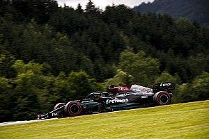Hamilton lidera la FP3 de Estiria antes de la clasificación