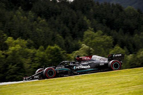 EL3 - Hamilton accélère, Verstappen en embuscade