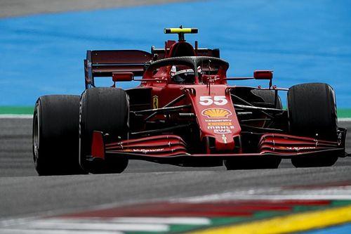 Hamilton prive Ferrari d'une cinquième place
