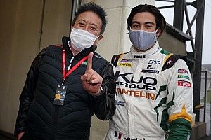 TOM'S boss says Alesi Super Formula win allayed doubts