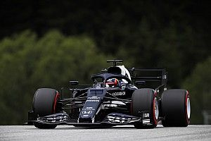 F1オーストリアFP3速報:フェルスタッペンが0.5秒差つける首位。角田裕毅12番手