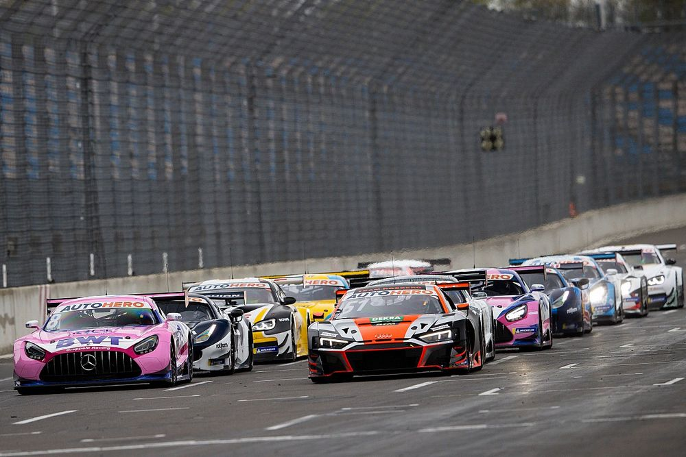 DTM na torze Lausitzring