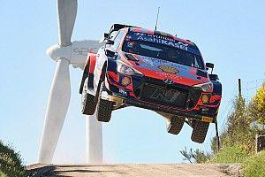 Fotogallery WRC: lo spettacolare Rally del Portogallo