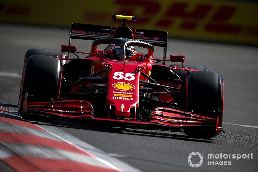 "Sainz: Ferrari ""definitely not as quick as in Monaco"""