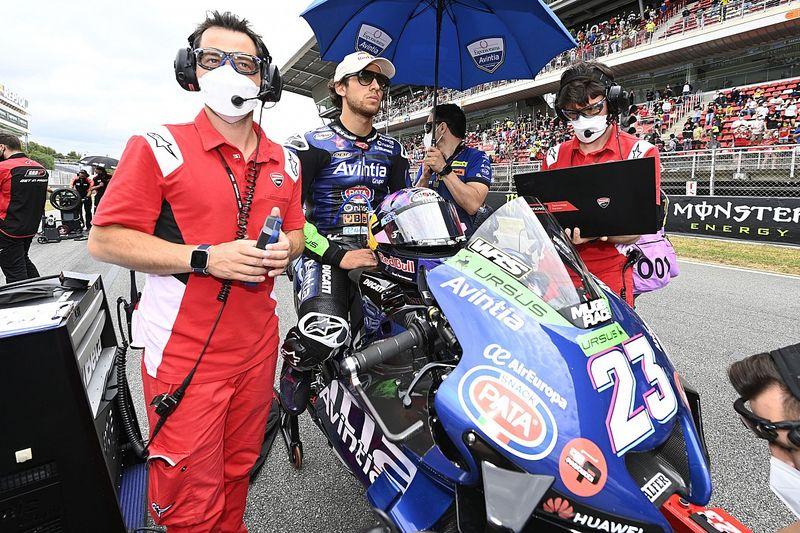 Gresini anunciará un acuerdo con Ducati y su alineación para 2022