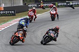 Mir: Quartararo endangered other MotoGP riders in Catalan GP