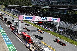 Minder radioverkeer tussen teams en FIA door uitzenden berichten