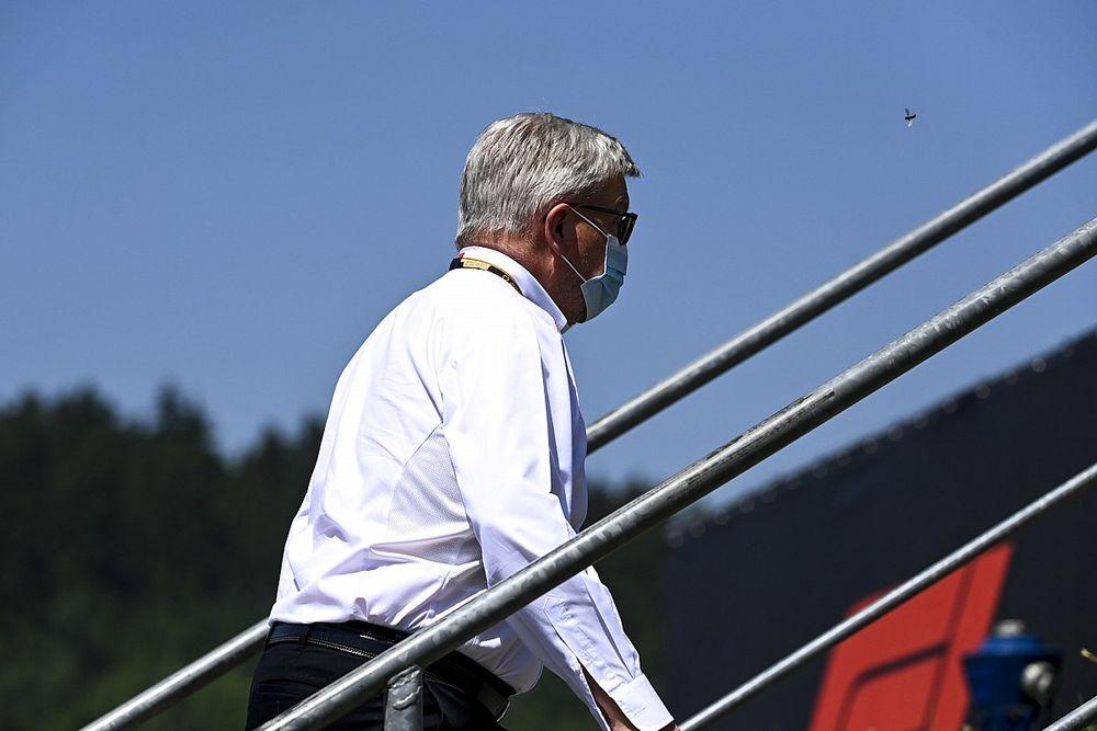 Росса Брауна разочаровали болельщики Ф1