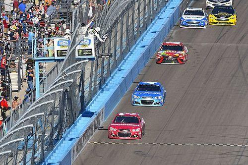 """Wieder Platz 2 für Kyle Larson bei NASCAR in Phoenix: """"Das nervt!"""""""