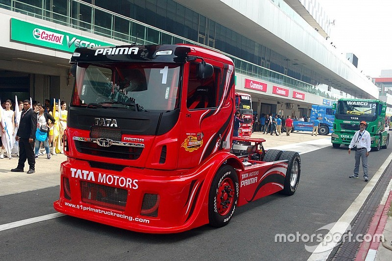 Tata considering 1000 bhp truck for 2018 Prima race