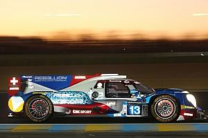 Le Mans Interview Mathias Beche: