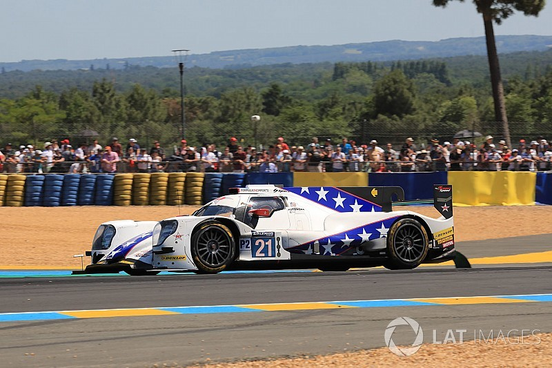 DragonSpeed umumkan program LMP1