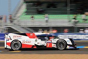 Toyota continúa al frente y Porsche sufre su primer problema