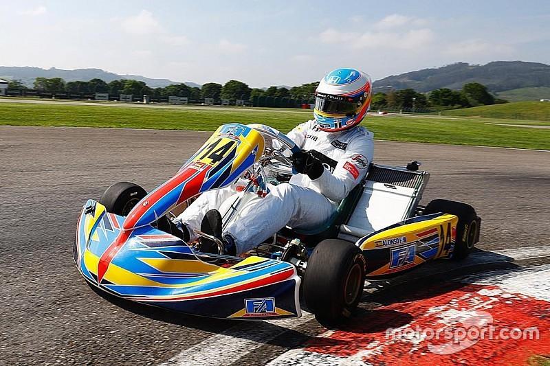 Circuito Fernando Alonso Oviedo : Alonso planea un nuevo campeonato de karting internacional
