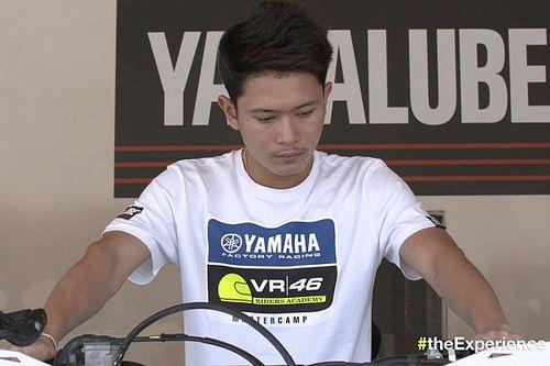 Pembalap didikan VR46 bakal debut di CEV Moto3