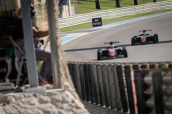 فورمولا 4 تقرير السباق الفورمولا 4 الإماراتية: الفرق المحلية تشارك فريق