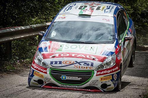 Roma, 208 Top: dubbio gomme per l'apertura della seconda tappa