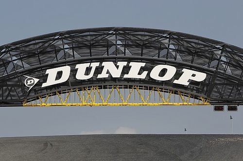 Inauguración oficial del Puente Dunlop en el Circuito del Jarama