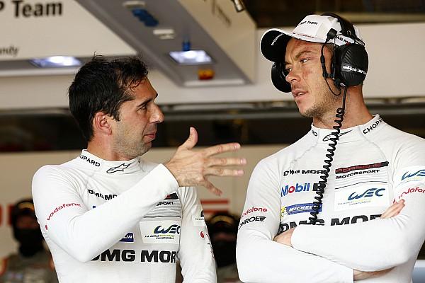 Porsche LMP1 duo paired as Rebellion names car line-ups