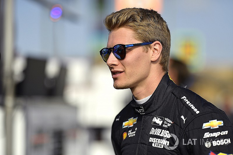 """Newgarden """"cannot just jump"""" into F1 - Steiner"""