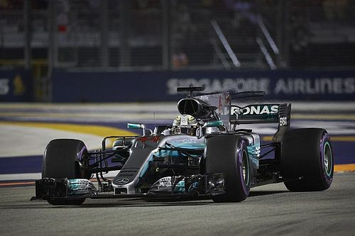 "Lowe: ""Sympathie voor problemen Mercedes in Singapore"""