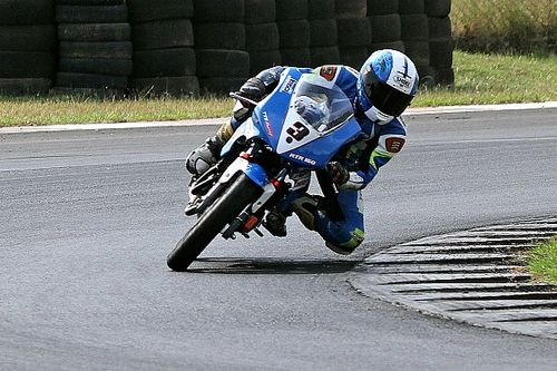 Chennai IV Super Sport: Jagan Kumar seals 165cc title with Race 1 win