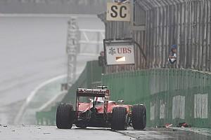 """Formula 1 Breaking news Grosjean: F1 needs to improve """"poor"""" wet tyres"""