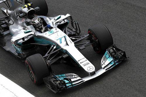 İtalya GP 2. antrenman: Günün lideri Bottas