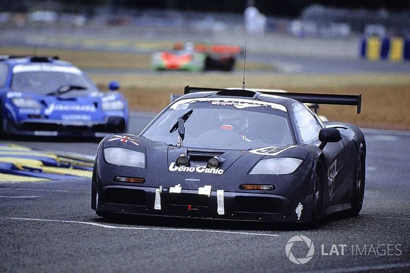 McLaren, yeni kurallarla beraber WEC LMP1 ile