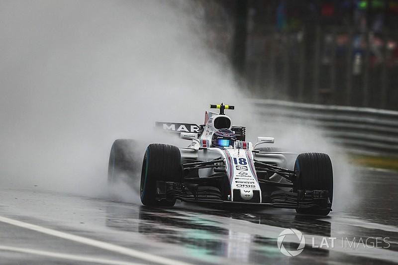 Mais jovem na 1ª fila na F1, Stroll comemora 2º na Itália