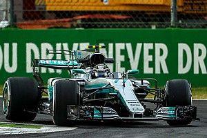 Bottas lidera 1-2 da Mercedes com Vettel a 0s1; Massa é 10º
