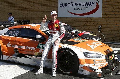 DTM: Green nyert, kettős Audi-siker a Lausitzringen!