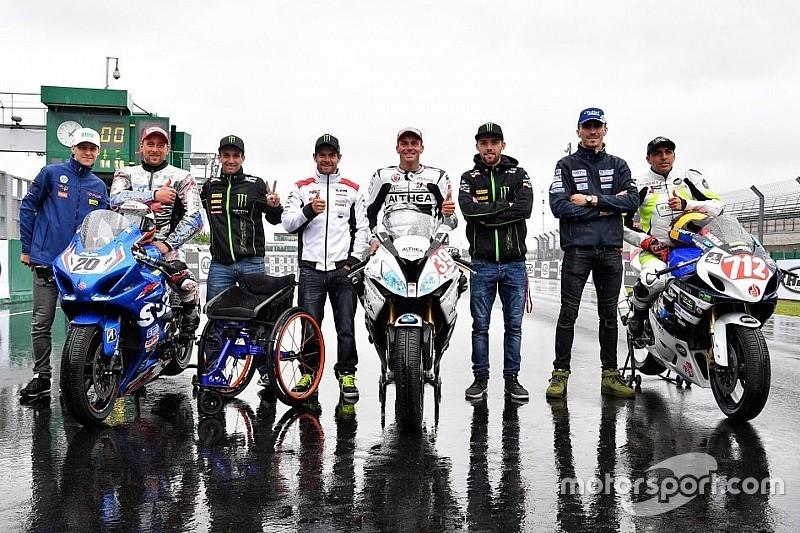 Retour de la course handisport cette année au GP de France