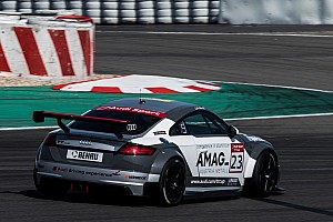 Audi TT Cup : au Nürburgring une deuxième place inutile pour Ellis